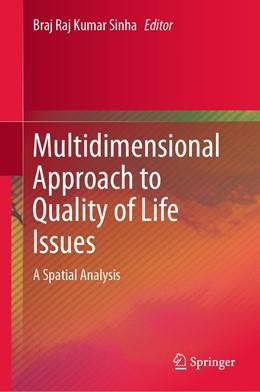 Abbildung von Sinha | Multidimensional Approach to Quality of Life Issues | 1. Auflage | 2019 | beck-shop.de