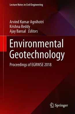 Abbildung von Agnihotri / Reddy / Bansal | Environmental Geotechnology | 1st ed. 2019 | 2019 | Proceedings of EGRWSE 2018 | 31