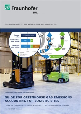 Abbildung von Dobers / Rüdiger | Guide for Greenhouse Gas Emissions Accounting for Logistic Sites. | 1. Auflage | 2019 | beck-shop.de