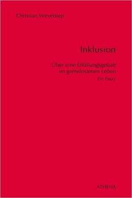 Abbildung von Wevelsiep   Inklusion   2019   Über eine Erfüllungsgestalt im...