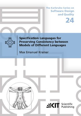 Abbildung von Kramer | Specification Languages for Preserving Consistency between Models of Different Languages | 2019