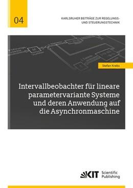 Abbildung von Krebs | Intervallbeobachter für lineare parametervariante Systeme und deren Anwendung auf die Asynchronmaschine | 2019