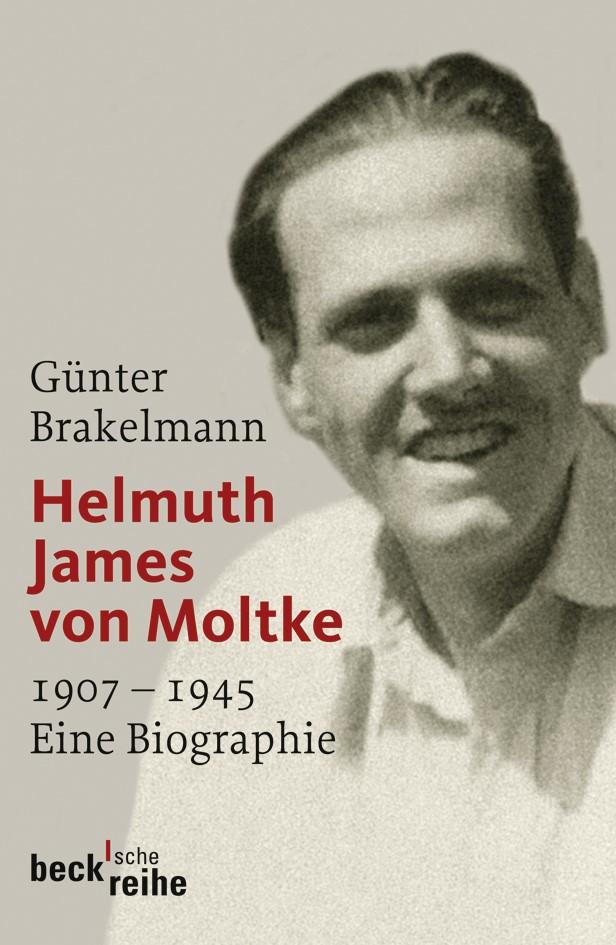 Helmuth James von Moltke   Brakelmann, Günter   1. Auflage (in der Beck'schen Reihe)   Buch (Cover)