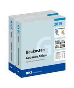 Abbildung von BKI Baukosteninformationszentrum | BKI Baukosten Altbau 2019 - Gebäude + Positionen • Set | 1. Auflage | 2019 | beck-shop.de