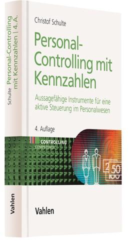 Abbildung von Schulte | Personal-Controlling mit Kennzahlen | 4. Auflage | 2020 | beck-shop.de