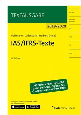 Abbildung von Hoffmann / Lüdenbach / Freiberg (Hrsg.) | IAS/IFRS-Texte 2019/2020 | 12. Auflage | 2019
