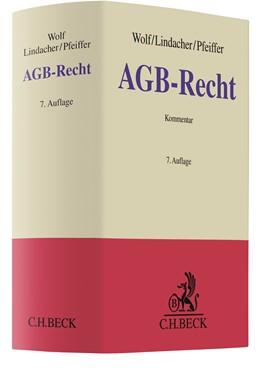 Abbildung von Wolf / Lindacher / Pfeiffer | AGB-Recht | 7. Auflage | 2020