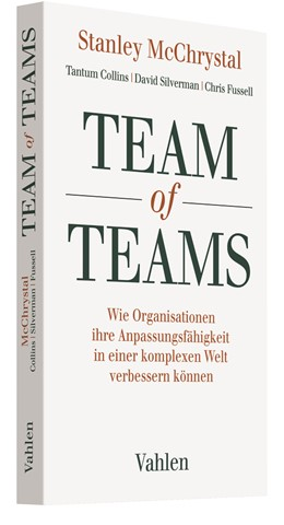 Abbildung von McChrystal / Collins | Team of Teams | 1. Auflage | 2020 | beck-shop.de