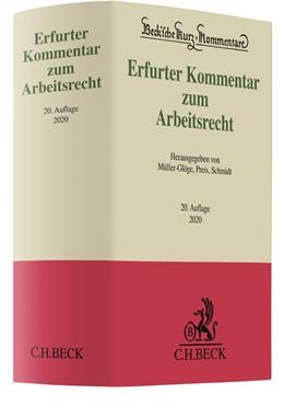 Abbildung von Erfurter Kommentar zum Arbeitsrecht | 20., neu bearbeitete Auflage | 2020 | Band 51