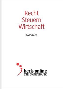 Abbildung von Gesamtverzeichnis beck-online.DIE DATENBANK | 1. Auflage | | beck-shop.de