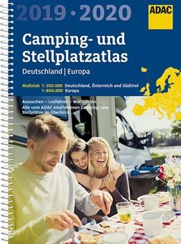 Abbildung von ADAC Camping- und Stellplatzatlas Deutschland/Europa 2019/2020 | 4. Auflage | 2019