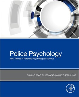 Abbildung von Marques / Paulino | Police Psychology | 2020 | New Trends in Forensic Psychol...