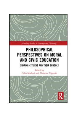 Abbildung von Macleod / Tappolet | Philosophical Perspectives on Moral and Civic Education | 2019