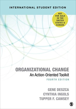 Abbildung von Deszca / Ingols / Cawsey | Organizational Change - International Student Edition | 2019 | An Action-Oriented Toolkit