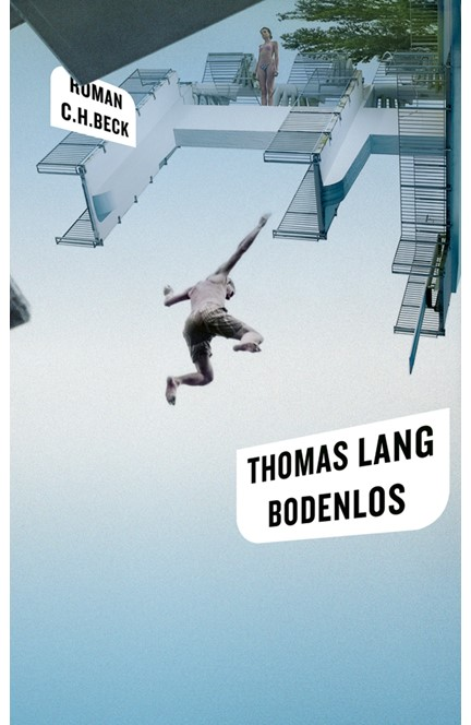 Cover: Thomas Lang, Bodenlos