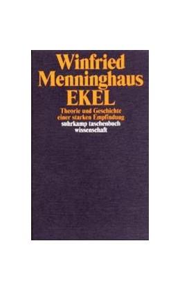 Abbildung von Menninghaus | Ekel | 2002 | Theorie und Geschichte einer s... | 1634