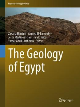 Abbildung von Hamimi / El-Barkooky / Martínez Frías / Fritz / Abd El-Rahman | The Geology of Egypt | 2019