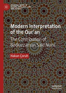 Abbildung von Çoruh | Modern Interpretation of the Qur'an | 2019 | The Contribution of Bediuzzama...