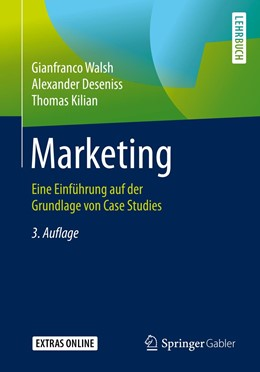 Abbildung von Walsh / Deseniss | Marketing | 3. Auflage | 2020 | beck-shop.de
