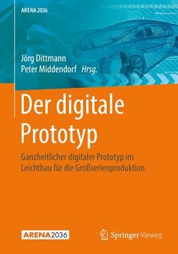 Abbildung von Dittmann / Middendorf   Der digitale Prototyp   2020   Ganzheitlicher digitaler Proto...
