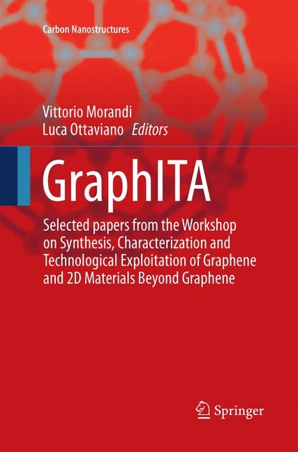 GraphITA | Morandi / Ottaviano | Softcover reprint of the original 1st ed. 2017, 2018 | Buch (Cover)