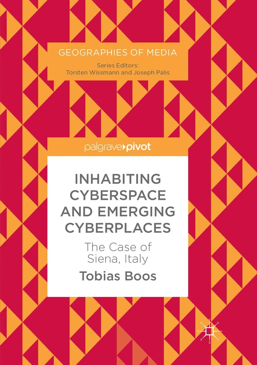 Inhabiting Cyberspace and Emerging Cyberplaces | Boos | Softcover reprint of the original 1st ed. 2017, 2018 | Buch (Cover)