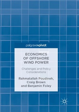 Abbildung von Poudineh / Brown / Foley | Economics of Offshore Wind Power | Softcover reprint of the original 1st ed. 2017 | 2018 | Challenges and Policy Consider...