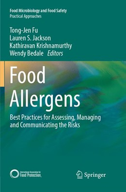 Abbildung von Fu / Jackson | Food Allergens | 1. Auflage | 2018 | beck-shop.de