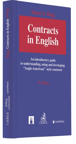 Abbildung von Bugg | Contracts in English | 4th edition | 2020 | An introductory guide to under...