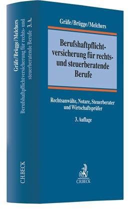 Abbildung von Gräfe / Brügge | Vermögensschaden-Haftpflichtversicherung | 3. Auflage | 2021 | beck-shop.de