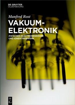 Abbildung von Rost | Vakuumelektronik | 1. Auflage | 2019 | beck-shop.de