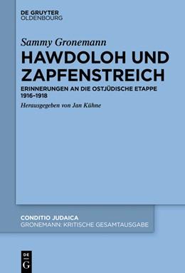 Abbildung von Kühne | Hawdoloh und Zapfenstreich | 1. Auflage | 2020 | beck-shop.de