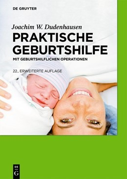 Abbildung von Dudenhausen   Praktische Geburtshilfe   22. Auflage   2019   beck-shop.de