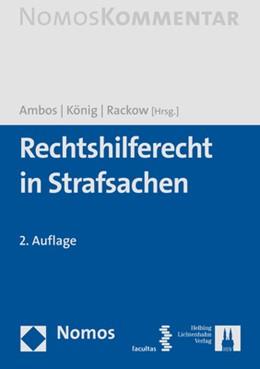 Abbildung von Ambos / König / Rackow (Hrsg.) | Rechtshilferecht in Strafsachen | 2. Auflage | 2020