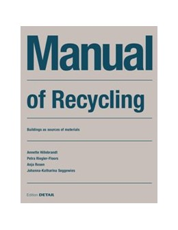 Abbildung von Hillebrandt / Riegler-Floors | Manual of Recycling | 1. Auflage | 2019 | beck-shop.de
