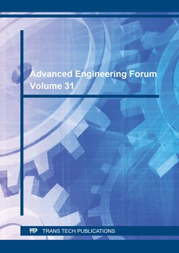 Abbildung von Advanced Engineering Forum Vol. 31 | 1. Auflage | 2019 | Volume 31 | beck-shop.de