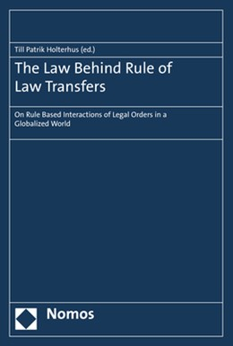 Abbildung von Holterhus | The Law Behind Rule of Law Transfers | 2019 | On Rule Based Interactions of ...