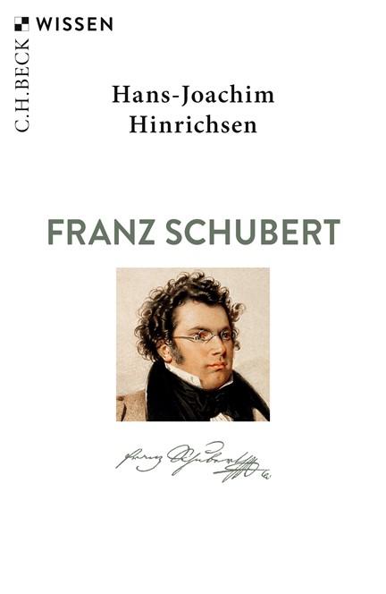 Cover: Hans-Joachim Hinrichsen, Franz Schubert