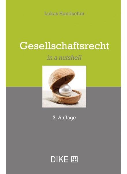 Abbildung von Gesellschaftsrecht   3. Auflage   2019