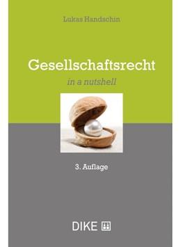 Abbildung von Handschin | Gesellschaftsrecht | 3. Auflage | 2019