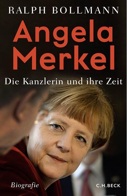 Cover: Ralph Bollmann, Angela Merkel