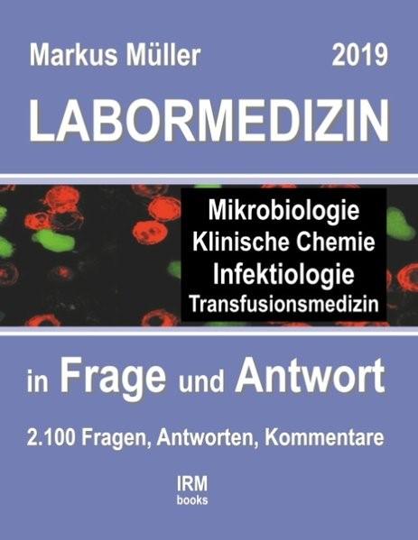 Labormedizin 2019 | Müller | 2. Auflage, 2019 | Buch (Cover)