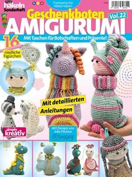 Abbildung von Postma | Fantastische Häkel-Ideen: Geschenkboten AMIGURUMI Vol. 22 | 2019 | Mit Taschen für Botschaften un...