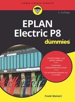 Abbildung von Meinert | EPLAN Electric P8 für Dummies | 2019