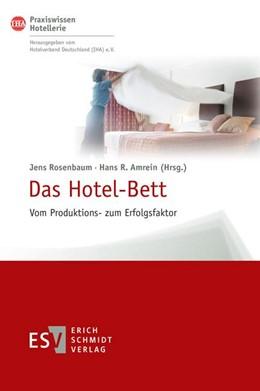 Abbildung von Rosenbaum / Amrein   Das Hotel-Bett   1. Auflage   2019   02   beck-shop.de
