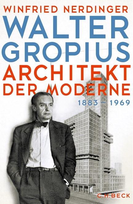 Cover: Winfried Nerdinger, Walter Gropius