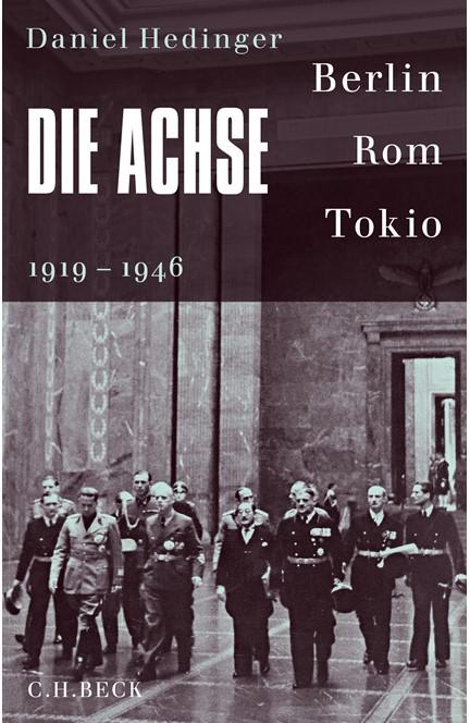 Cover: Daniel Hedinger, Die Achse