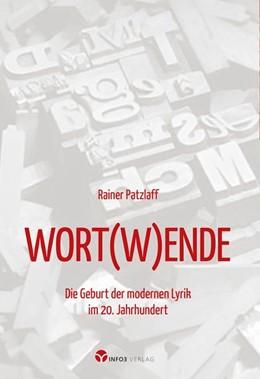 Abbildung von Patzlaff | WORT(W)ENDE | 1. Auflage | 2019 | beck-shop.de