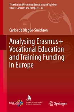 Abbildung von de Olagüe-Smithson   Analysing Erasmus+ Vocational Education and Training Funding in Europe   1. Auflage   2019   30   beck-shop.de