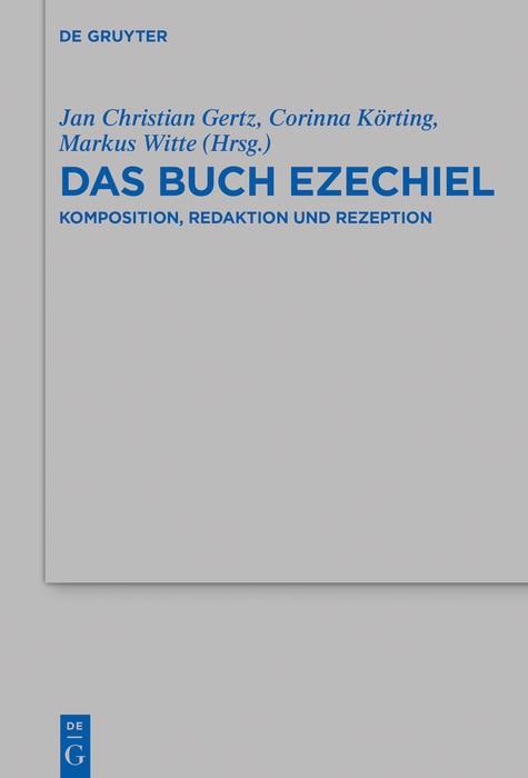 Abbildung von Gertz / Körting / Witte | Das Buch Ezechiel | 2019